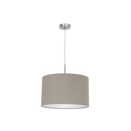 Eglo 31572 - Lampa wisząca PASTERI 1xE27/60W/230V (9002759315726)