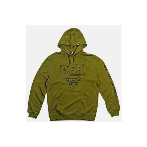 Dgk Bluza - 5 star custom hooded fleece army (army ) rozmiar: m