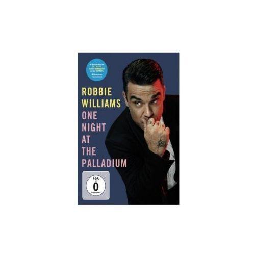 Robbie Williams - One Night at the Palladium, 1 DVD