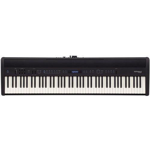 Roland FP-60 BK pianino cyfrowe (kolor: czarny)