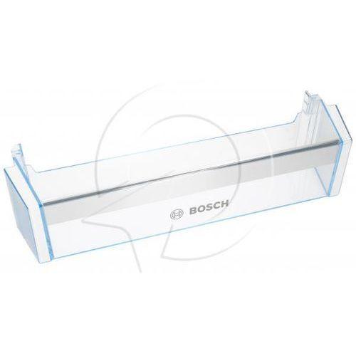 Bosch/siemens Dolna półka na drzwi chłodziarki do bosch kis86af30/01