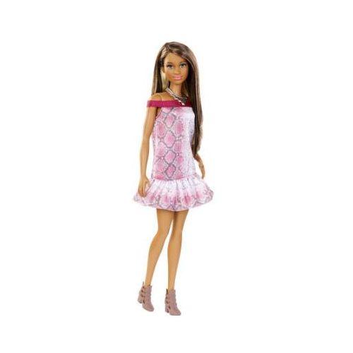MATTEL Barbie Fashionistas Lalka w sukience