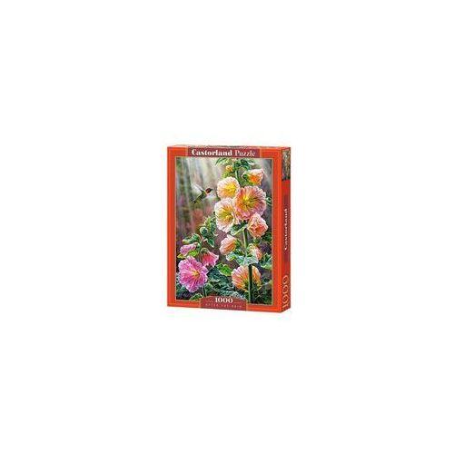 1000 elementów kwiaty marki Castor