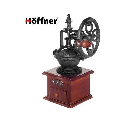 Hoffner Młynek do kawy żeliwny [hf-6805]