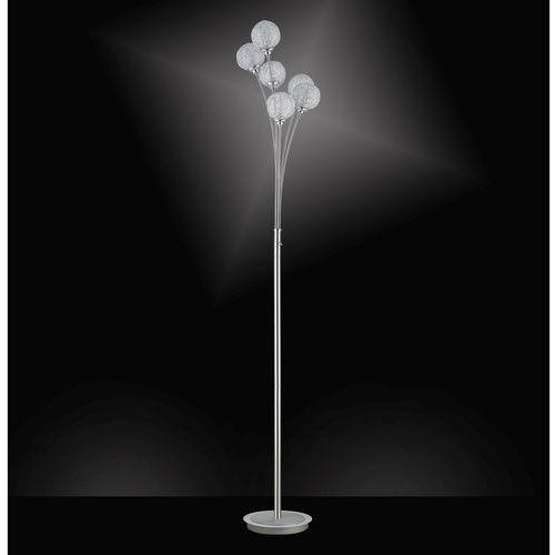 Atrakcyjna lampa stojąca womble marki Paul neuhaus
