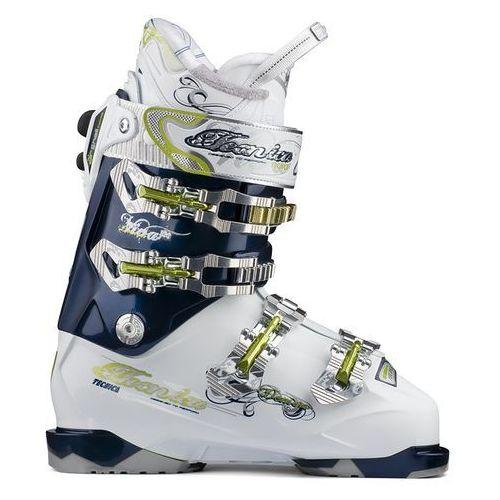 Buty narciarskie Viva Demon 100 Air Shell Biały/Niebieski 26