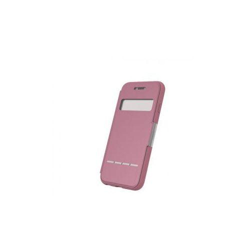 Moshi SenseCover - Etui z klapką dotykową iPhone 6 (różowy) Odbiór osobisty w ponad 40 miastach lub kurier 24h (Futerał telefoniczny)