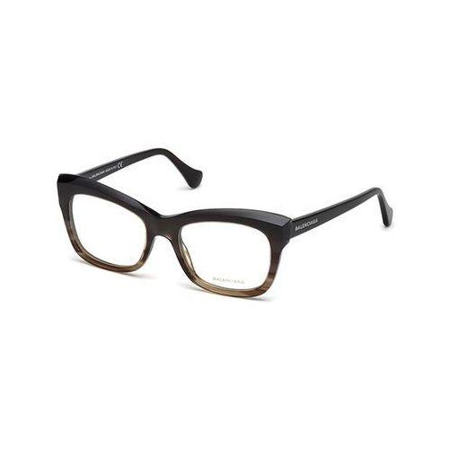 Okulary korekcyjne ba5069 050 marki Balenciaga
