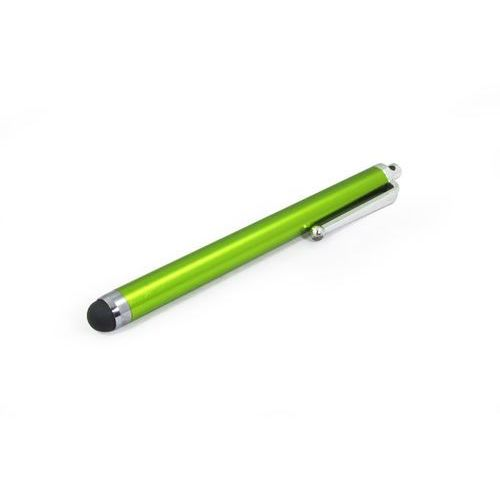 - Rysik pojemnościowy do ekranów LCD - limonkowy długopis, RY000000RMAXLIM000