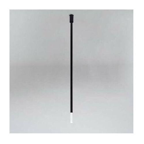 LAMPA sufitowa ALHA N 9044/G9/1000/CZ/kolor Shilo minimalistyczna OPRAWA natynkowa sopel tuba, 9044/G9/1000/CZ/kolor