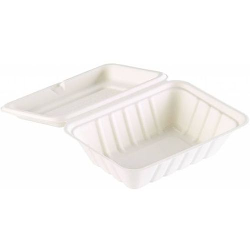 Pudełko białe   185x143x62 mm   300szt. - produkt z kategorii- Pojemniki i kosze gastronomiczne