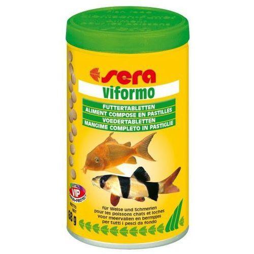 viformo pokarm w tabletkach 100ml/250ml marki Sera