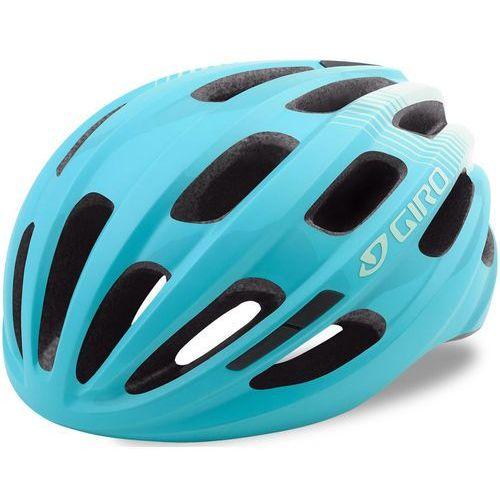Giro isode kask rowerowy turkusowy u / 54-61cm 2018 kaski rowerowe