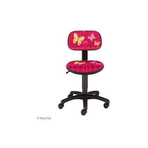 krzesło dziecięce CARTOONS LINE SMALL black ts22