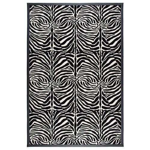 Agnella Dywan basic zebra czarny 133x180