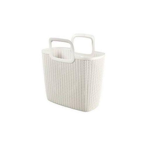 Curver Skrzynka / organizer knit kremowy