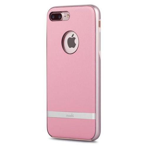 Moshi iGlaze Napa - Etui iPhone 7 Plus (Melrose Pink) Odbiór osobisty w ponad 40 miastach lub kurier 24h, kup u jednego z partnerów