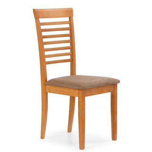 Stylowe krzesło drewniane K40 olcha / Gwarancja 24m / NAJTAŃSZA WYSYŁKA!, V-CH-K/40-KR-OLCHA
