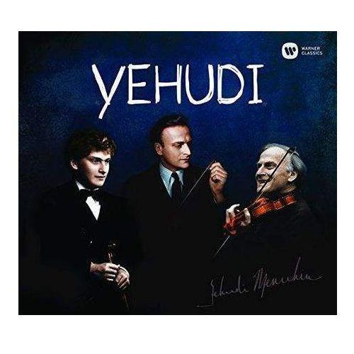 THE MENUHIN CENTURY: YEHUDI! (COMPILATION) - Yehudi Menuhin (Płyta CD) (0825646782574)