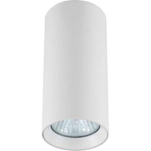 Spot LAMPA sufitowa MANACOR LP-232/1D - 170 WH Light Prestige halogenowa OPRAWA tuba biała