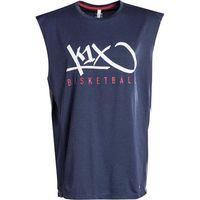 podkoszulka K1X - Core Tag Basketball Sleeveless navy (4401) rozmiar: M, kolor niebieski