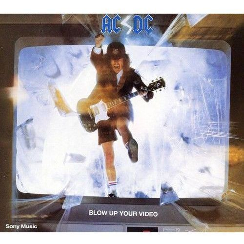 Sony music Ac/dc - blow up your video