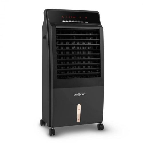 oneConcept CTR-1 schładzacz powietrza 4-w-1 klimatyzator przenośny 65 W czarny (4260435919124)