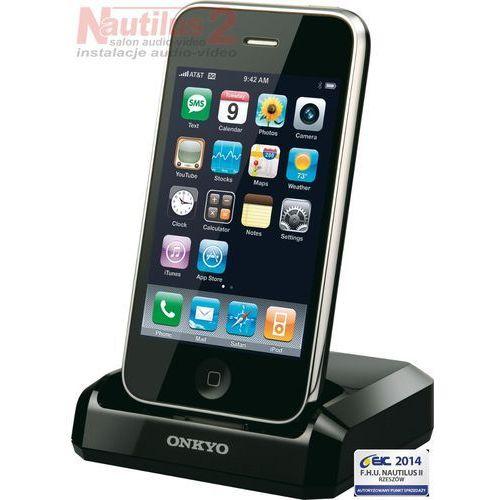 Onkyo UP-A1 -Stacja dokująca do iPod'a/iPhone'a - Dostawa 0zł! - sprawdź w wybranym sklepie
