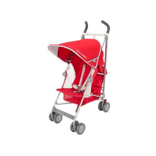 wózek spacerowy globetrotter cardinal/white marki Maclaren