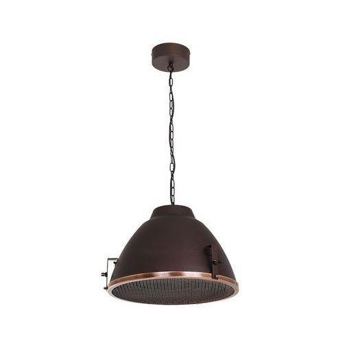 Lampa wisząca works 1 e27/60w/230v marki Luminex