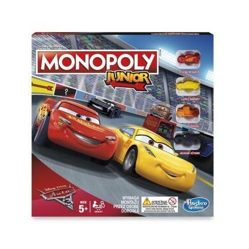 Monopoly junior auta 3 marki Hasbro