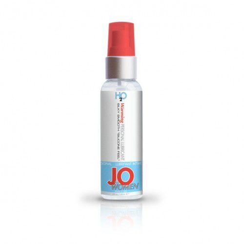 Lubrykant wodny -  women h2o lubricant warming 60 ml rozgrzewający marki System jo