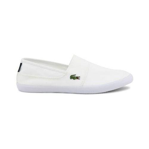 Płaskie buty męskie LACOSTE - 733CAM1071_MARICE-30, 733CAM1071_MARICE_WHITE-44