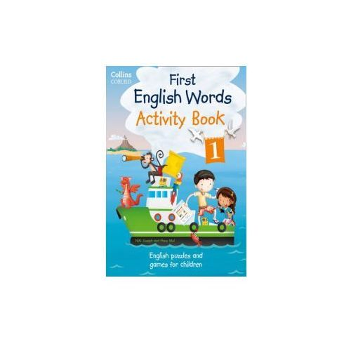 First English Words. Activity Book 1, rok wydania (2014)