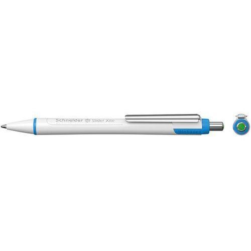 Schneider Długopis automatyczny slider xite, xb, zielony