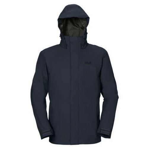 Kurtka strokkur texapore vent jacket men - night blue marki Jack wolfskin