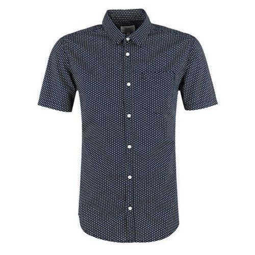 Q/S designed by koszula męska L ciemny niebieski, 1 rozmiar