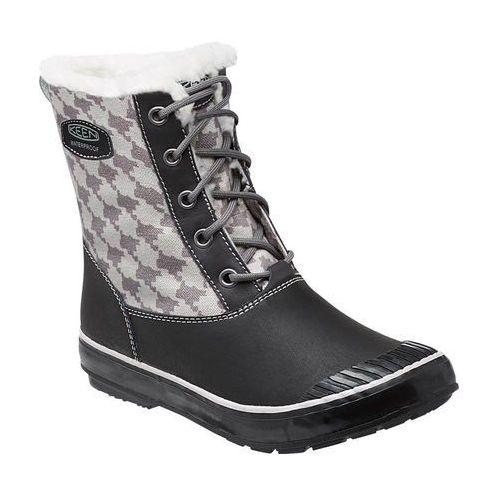 Buty elsa boot wp women - houndstooth, Keen