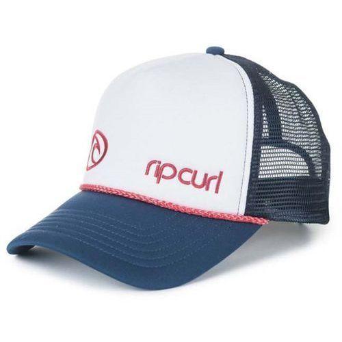 czapka z daszkiem RIP CURL - Hotwire Trucker Cap Optical White (3262) rozmiar: OS, kolor biały