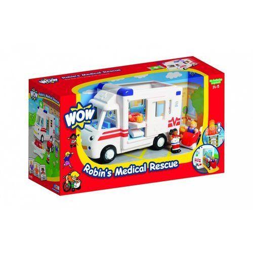 Wow - ambulans robin - wow marki Wow toys