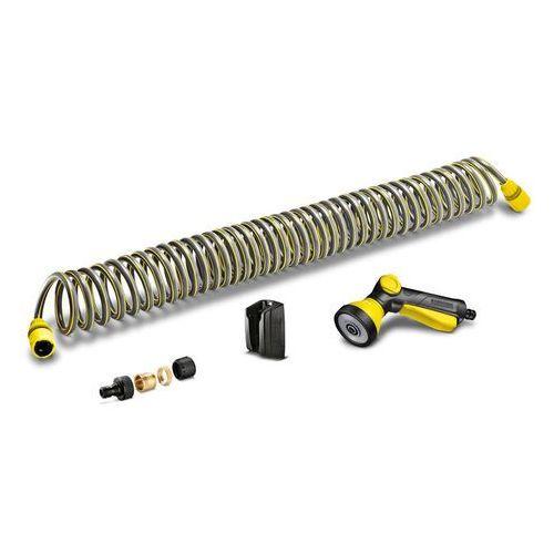 Karcher Wąż spiralny 5/16'' (10 m) - zestaw z pistoletem, adapterem na kran i uchwytem ściennym ( 2.645-178.0)