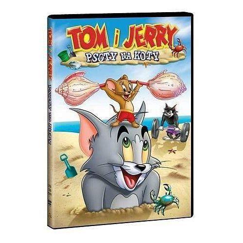 Tom i Jerry: Psoty na koty (DVD) - Galapagos OD 24,99zł DARMOWA DOSTAWA KIOSK RUCHU (7321908319715)