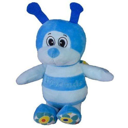 Axiom Maskotka pszczółka maciejka niebieska 23 cm (5902002068048)