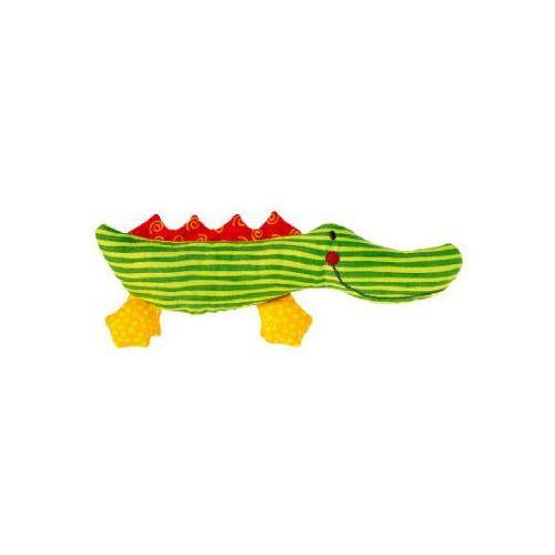 SIGIKID Baby.basics Chwytak Krokodyl z grzechotką 40125 z kategorii Grzechotki i gryzaki