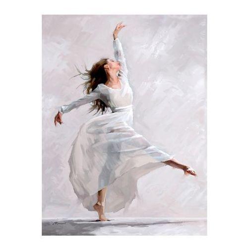 Obraz canvas 60 x 80 cm waterdance adage marki Styler