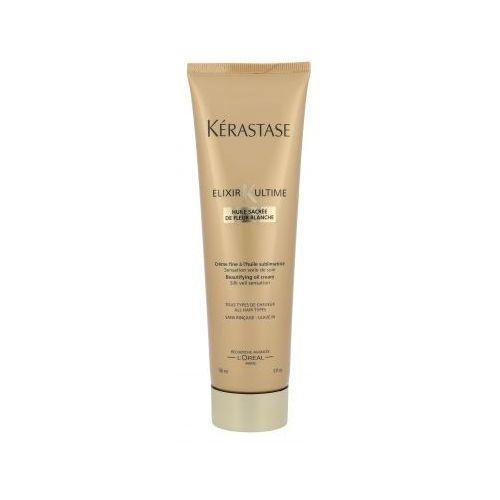 elixir ultime beautifying oil cream balsam do włosów 150 ml dla kobiet marki Kérastase