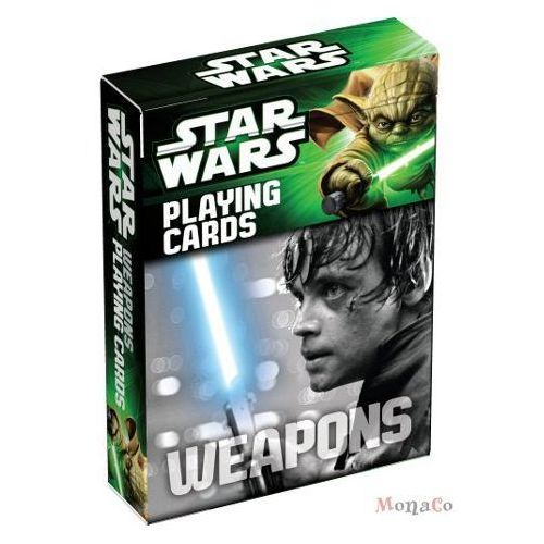 Karty star wars weapons - karty star wars weapons - cartamundi marki Cartamundi