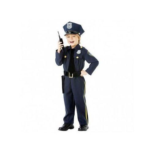 Amscan Kostium policjant - 9/11 lat (140) (0013051579067)