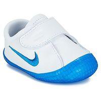 Kapcie niemowlęce Nike WAFFLE 1 CRIB BOOTIE, kolor biały