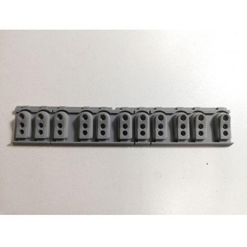 v828670r gumka kontaktowa 11-stykowa clp170 pod ostatnią oktawę marki Yamaha